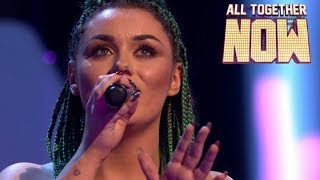 Aimee blows the competition wide open with Florence + The Machine number | All Together Now