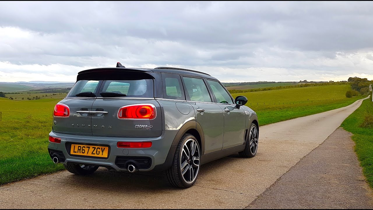 My New Mini Clubman Sd Plus Countryman S E Hybrid Review 2018 Joe Achilles