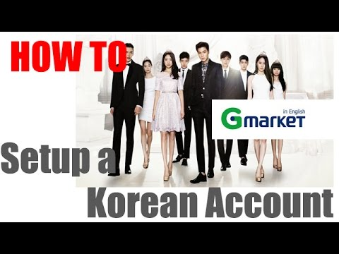 How to use Gmarket in South Korea (registration + shopping)