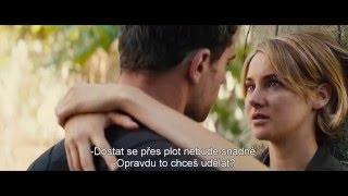 Série Divergence: Aliance - trailer s českými titulky