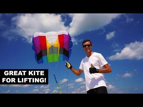 Flying The KAP Foil 3.0 Kite!
