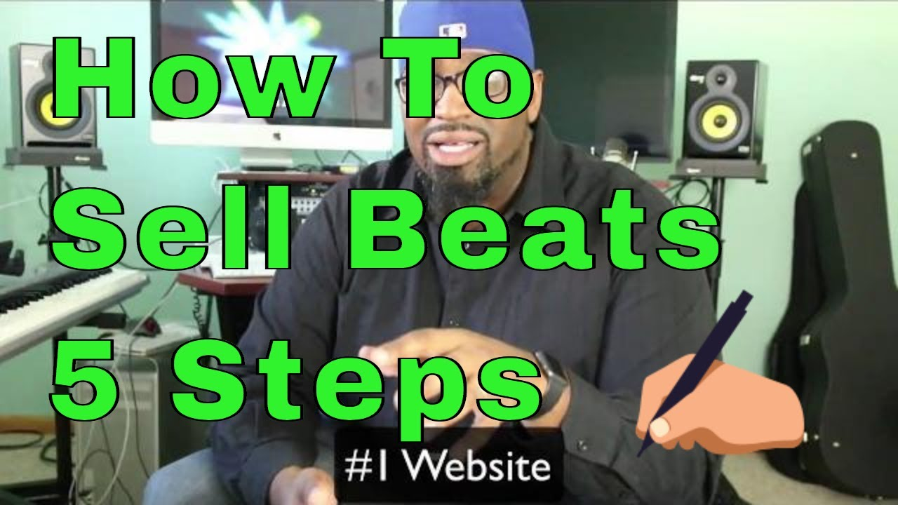 How to sell beats online 2020