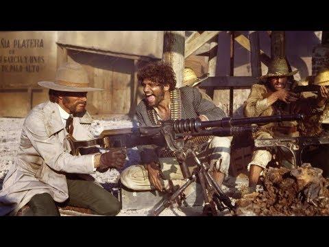 El Mercenario 1968 pelicula completa español sub.