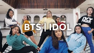 BTS (방탄소년단) - IDOL feat. Nicki Minaj (Dance Video) | @besperon Choreography #IDOLCHALLENGE