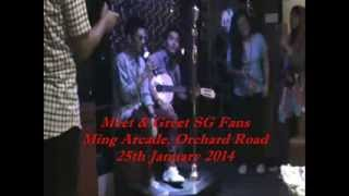 Let Her Go (Cover) - Dayat n Eldwin (Stanza) - MnG Sg Fans