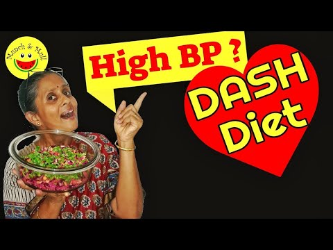 The Dash Diet for Hypertension Recipes | What is Dash Diet | The Dash Diet Recipes
