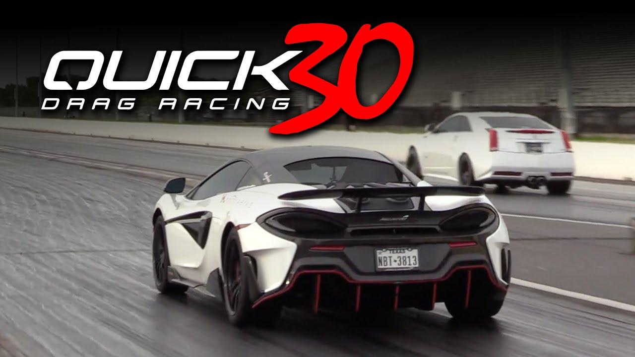 Quick 30 - Drag Racing