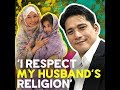 I respect my husband's religion | KAMI |  Mariel Padilla fires back at a netizen who questioned