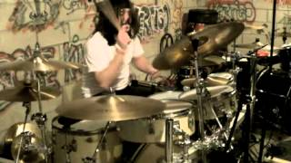Glen Monturi- Venus Doom (HIM Drum Cover)