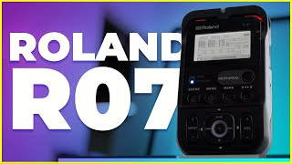 We Make a Podcast with the Roland R-07