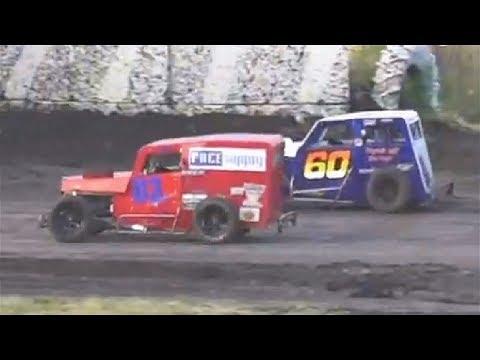 Dwarf Cars SPORTSMAN MAIN 6-14-19 Petaluma Speedway