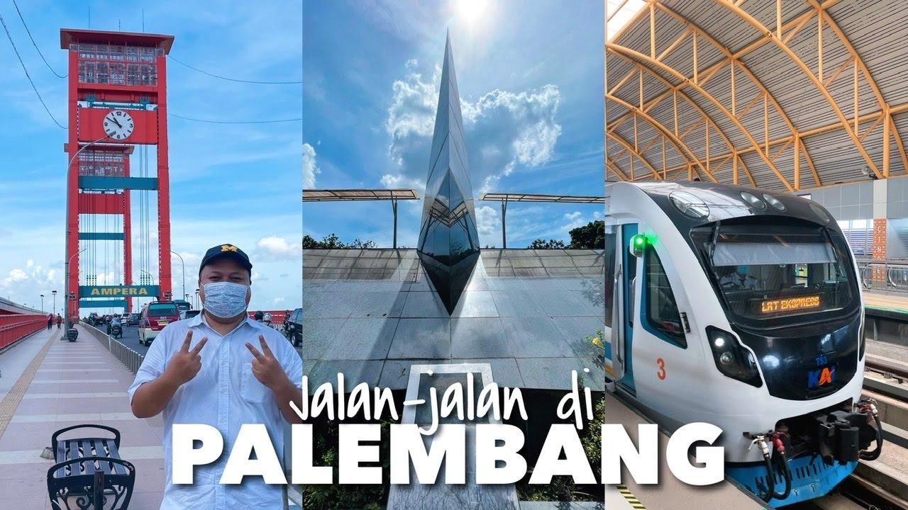 Travel Seru PALEMBANG! Memorial Silk Air MI 185, Jembatan Ampera, Kulineran Martabak Har & Pempek!