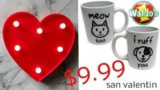 SAN VALENTIN | PRODUCTOS DESDE $9.99 a $69.99 | WALDO'S