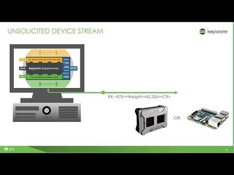 Collecting Industrial IoT Sensor Data through U-CON