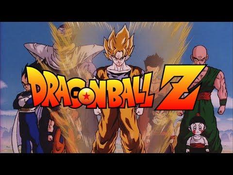 DBZ - Rock The Dragon (Opening) Blu-ray 1080p