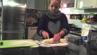 Итальянские рецепты : #2. КЛЁЦКИ С ПЕСТО / gnocchi al pesto