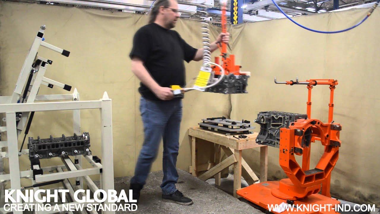 Pneumatic Lift Assist : Knight global kba cable pneumatic air balancer cylinder