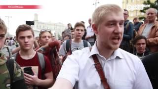 'Власти не остановятся': протесты 12 июня в Москве глазами участников