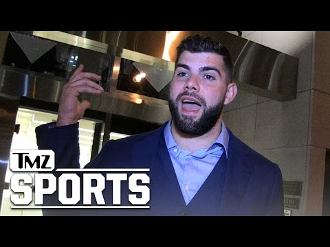 NFL's Justin Pugh -- Hey Rookies ... DON'T BLOW YOUR MONEY!! | TMZ Sports