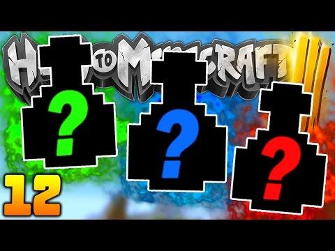 """How 3 Minecraft #12 - """"SUPER SECRET TESTING!!"""" - (H3M SMP) w/PrestonPlayz"""