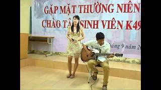 Lời Con Hứa - AOF guitar club