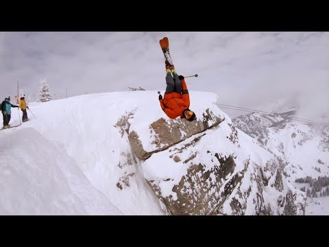 GoPro - Kings and Queens of Corbet's at Jackson Hole