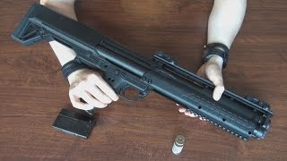 (Airsoft) Unboxing the KSG Tokyo Marui