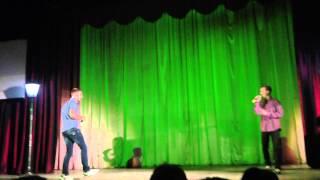 "Ckoocheepa & West'a Child - Вместо точки (live at ЦК ""Россия"", Тавда, 26.07.2013)"