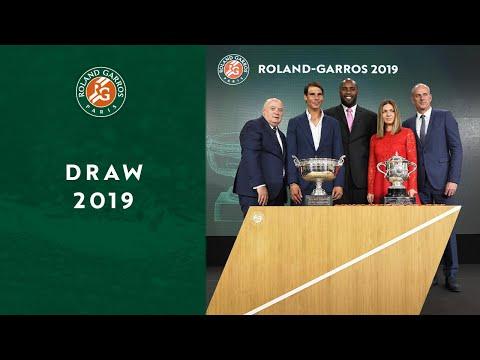 #RG19 Draw | Roland-Garros