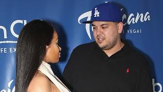 Rob Kardashian & Blac Chyna Call It QUITS Again & Here