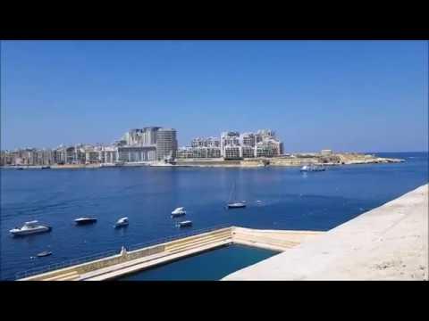 81. MALTA: 🇲🇹🏛A walk through Valletta, the capital city.👣