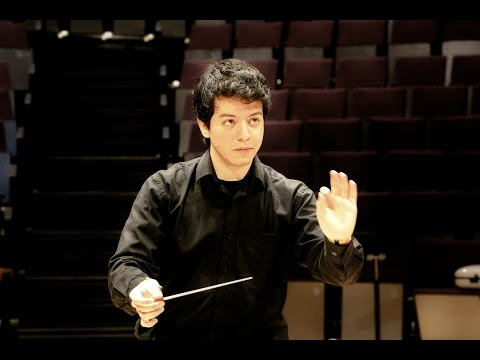 Candide Overture - Curtis Symphony Orchestra - Carlos Ágreda