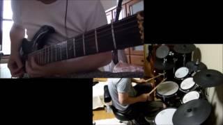 大学の軽音の先輩がギターを弾いてくれたのでコラボ動画を作成してみま...