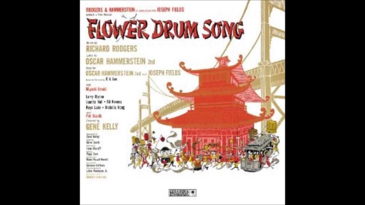 FLOWER DRUM SONG Love Look Away