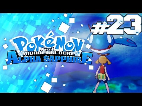 "Pokemon Alpha Sapphire GenOne Locke w/ BlueJayOnToast Ep 23 ""Anti Climactic"""