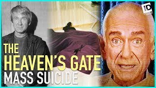 The Heaven's Gate Mass Suicide