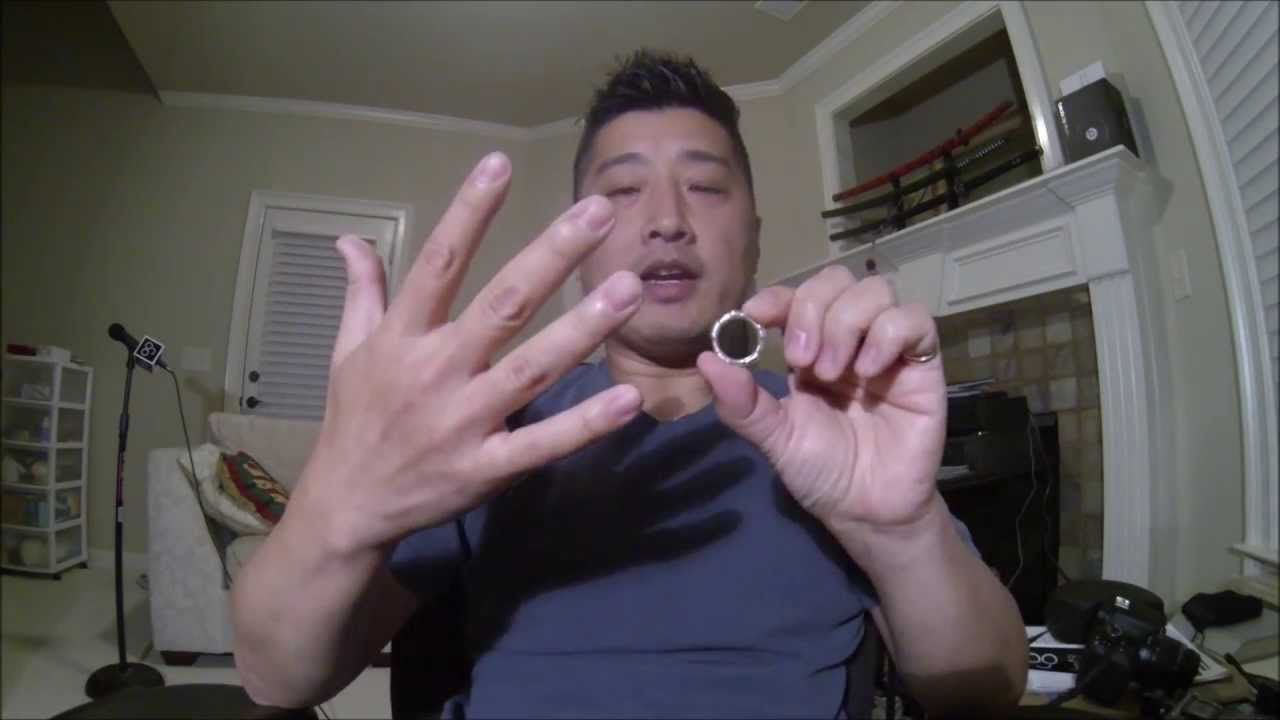 Why We Wear Wedding Rings On The Fourth Finger : Jan 14, 2014 : Min Jun   Youtube