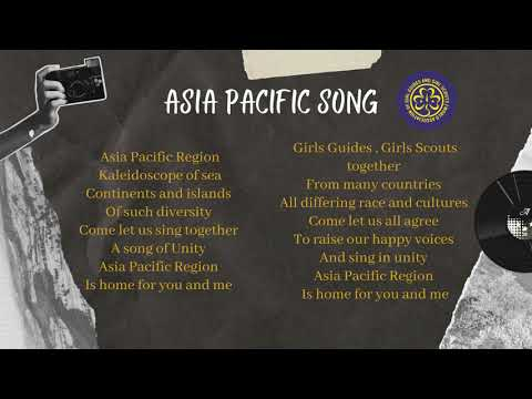 Asia Pacific Song (WAGGGS)