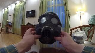 Противогаз ПБФ Хомяк ,при какой температуре хранить противогазы