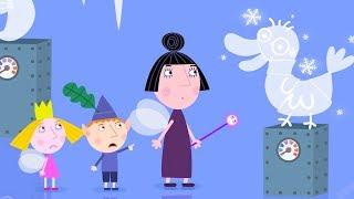 Ben und Hollys Kleines Königreich Deutsch ❄️ Die Eisskulpturen der Marigolds ❄️ Cartoons für Kinder