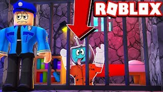 *CODES* Roblox Prison Escape Simulator - Breaking Out Of Jail!