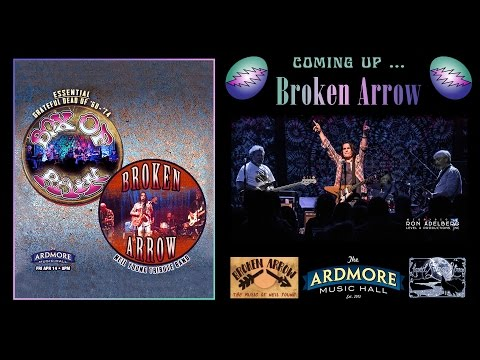 2017-04-14 - Broken Arrow - Ardmore Music Hall