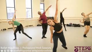 Ballet Hispanico | Professional Work Sessions | Steps on Broadway