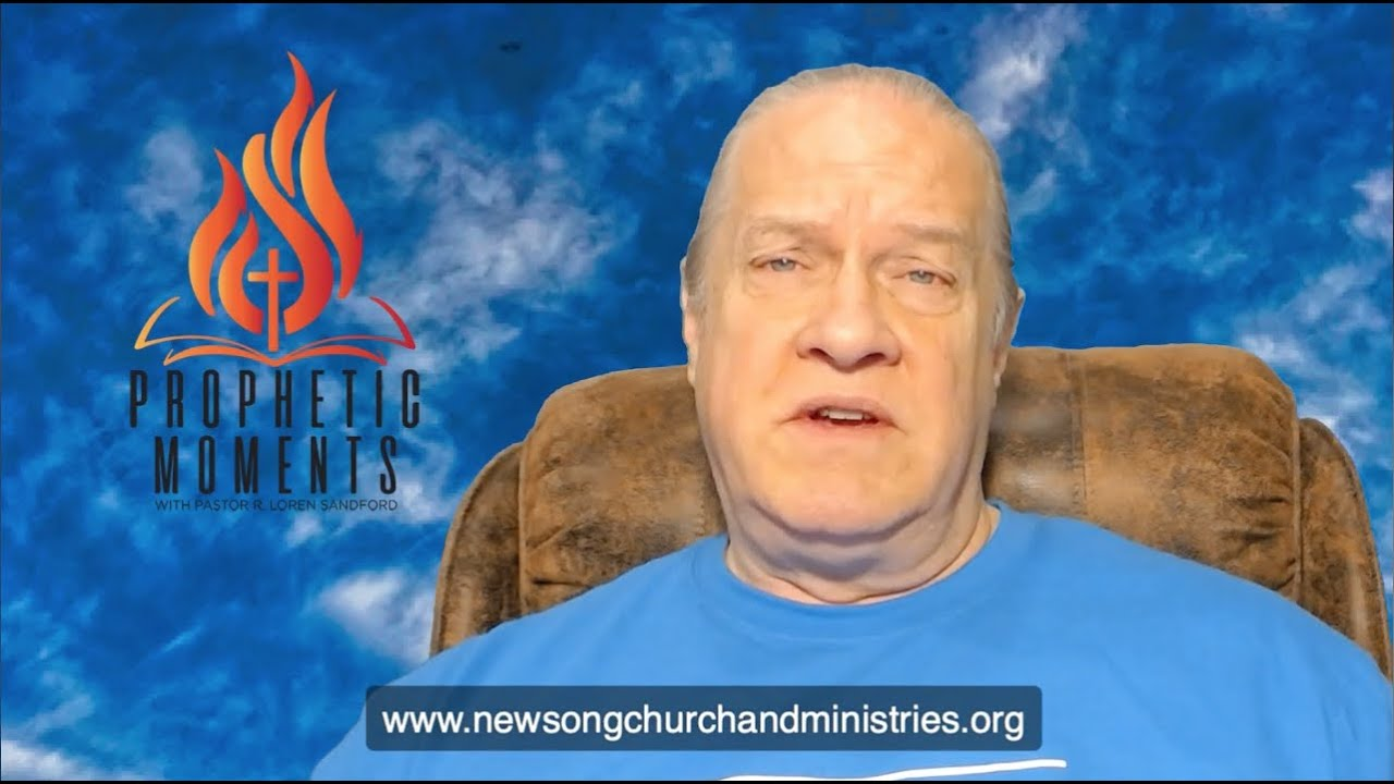 URGENT PROPHETIC WORD – TWO SCENARIOS - R. Loren Sandford with the Daily Word in the Crisis