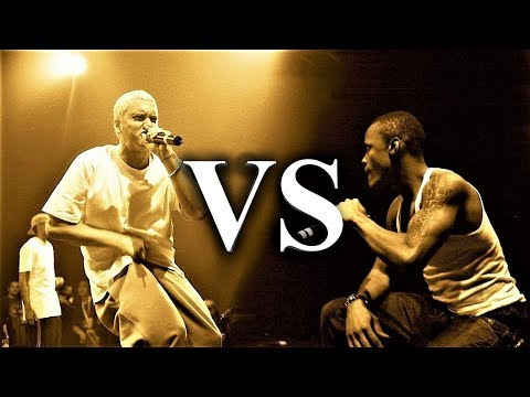 EMINEM Vs. Canibus - Full Battle 2 [Lyrical Analysis]