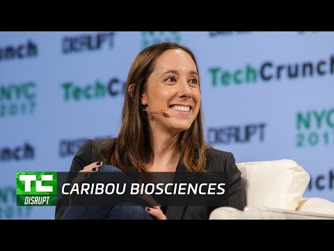 Clipping out cancer with Caribou Biosciences | Disrupt NY 2017