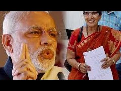 Narendra Modi WIFE Interview : December 25, 2016