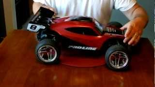 Traxxas BackBajr Back Slash Custom Build 2wd Slash