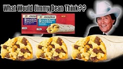 Jimmy Dean Sausage Egg and Cheese Breakfast Burritos