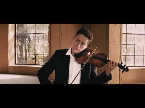 Kristóf Barati: Chaconne from Bach Partita No.2 in D minor
